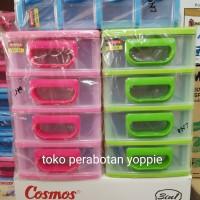 laci plastik susun 4 lion star mini EC-4 - lemari plastik - laci susun