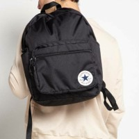Tas Ransel Converse GO 2 Black Backpack Original