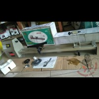 Mesin bubut kayu / wood lathe machine 1000 mm Wipro MCS-1000