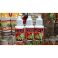 MIUDROP obat antibiotik pereda panas atau demam pada kucing