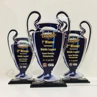 Jual plakat akrilik custom, Trophy, Piala, Vandel, Plakat Wisuda