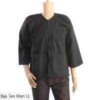 Baju Tani Hitam Baju Tradisional Baju Warok Baju Jadul L2