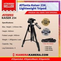 Attanta Kaiser 234 Lightweight Tripod DSLR SLR