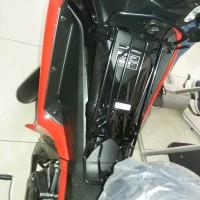Bagasi Tengah Supra X 125 New 2018 aksesoris motor