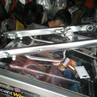 Termurah Swing arm Bpro stabilizer polos Yamaha Jupiter Mx new doub