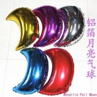 Balon Foil Bulan / Moon