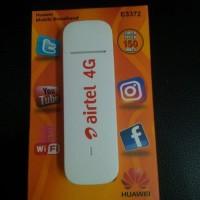Modem 4G LTE Huawei E3372 Unlock Support Kartu 4G All Operator