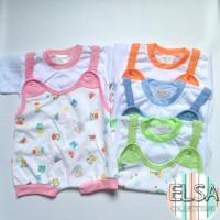 Baju Bayi / Jumper Kodok Anak Laki-Laki Perempuan Usia 0-12 Bulan