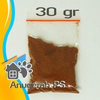 Pakan Artemia Shell free Polar Red Repack 30 Gram