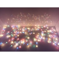 (RAINBOW) Lampu Natal led tumblr | tumblr light | lampu hias led |