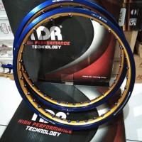 Pelek - Pelak - Velg Motor Jari Jari TDR Racing W-Shape TwoTONE / 2Wa