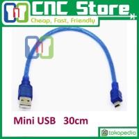 Kabel Mini USB 30cm untuk Arduino Nano V3 Hardisk Kamera Cable 30 cm