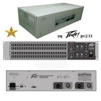 Equalizer audio PEAVEY 231