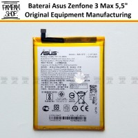 Baterai Asus Zenfone 3 Max 5.5 Inch ZC553KL X00DDB C11P1609 Original