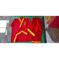 Baju Tapak Suci Seragam Silat Muhammadiyah Lengkap Sabuk+Bet BORDIR