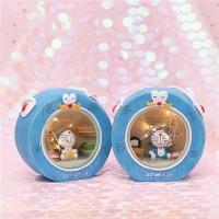 Kartun Doraemon Lampu Dekorasi Rumah Gadis Hadiah Ulang Tahun Anak