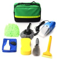 8 X Car Interior Exterior Cleaning Kit Vacuum Brush Cleaner Original
