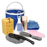 9 Pcs/Set Exterior & Interior Car Home Washing Tools Original