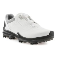 Sepatu Golf Pria Ecco Original| Ecco Biom G3 BOA Shadow White
