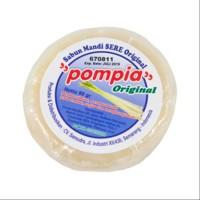 Sabun Sereh Pompia with Olive Oil