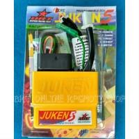 ECU Juken 5 BRT Yamaha X Ride - Racing Turbo aksesoris motor