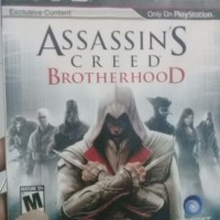 [Bluray] Game PS3 Assassins Creed Brother Hood (Second) 90%