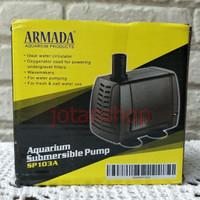 Armada SP103A sp 103a sp103 mesin pompa celup aquarium aquascape kolam