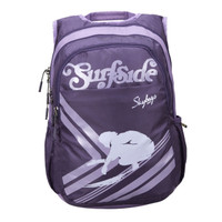SKYBAGS - FOOTLOOSE BLITZ 05 LAPTOP BACKPACK PURPLE