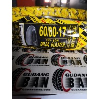 Ban Swallow ban luar 60/80 - 17 S104 Drag Blaster Tubeless
