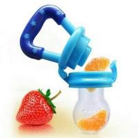 Empeng Buah/Sayuran Bayi Lucu / Dot Bayi / Baby Fruit & Food Feeder