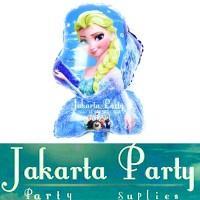 Balon Foil Elsa / Balon Karakter Elsa / Balon Frozen/Balon Foil Frozen