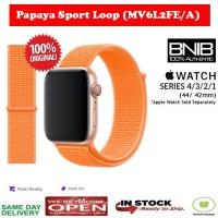 Apple Watch 44mm / 42mm Strap Case Papaya Sport Loop (MV6L2FE/A)
