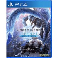 Game PS4 Monster Hunter World Iceborne