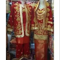 baju koto gadang modifikasi palembang padang minang