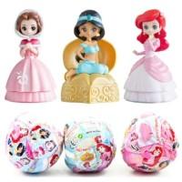 Princess LOL Surprised Egg Figure Set 3 Mainan Miniatur Topper FG556