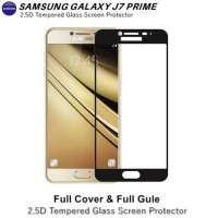 Tempered Glass Samsung J7 Prime Anti Gores Kaca Samsung Galaxy J7PRIME