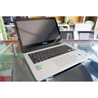 Sale Asus i5 TP300L Transformer Nvidia Flipbook Nvidia touch Bekas
