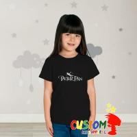 Baju Kaos Anak Anak Lucu Peterpan made by Custom Kids