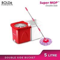 Bolde Super Mop Double Side - Putih