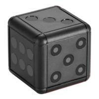 SpiedCat Kamera Pengintai CCTV Dadu 1080P Mini DV Camera - SQ16