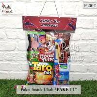 Paket Snack Ulang Tahun Anak / Bingkisan / Goodie bag / Snack Ultah