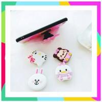 POPSOCKET 3D LUCU HELLO KITTY MINNIE MICKEY CONY DAISY PANDA STAR PIG
