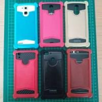 Case Advan S5E Finger Print 5 4G Anti Crack Softcase Kondom Silicon