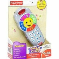 Fisher Price Click And Learn Remote Paling Dicari