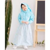 Gamis Anak bayi perempuan Baju muslim anak katun Gamis anak set hijab