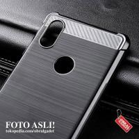 Xiaomi Mi Mix 2s Anti Crack Silikon Lentur TPU Soft Case Cover Casing