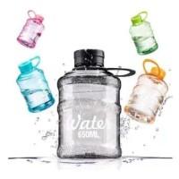 Botol Minum Water Galon 650ml / Botol Minum Galon Mini H-85
