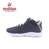 Ardiles Men Sedona Sepatu Basket - Hitam Putih