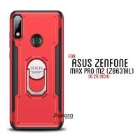 Asus Zenfone Max Pro M2 ZB631KL GKK Original Ring Armor Phone Case