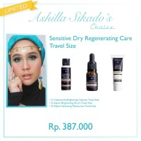 "Ashilla Sikado""s Choice: Sensitive Dry Regenerating Care Travel Size"